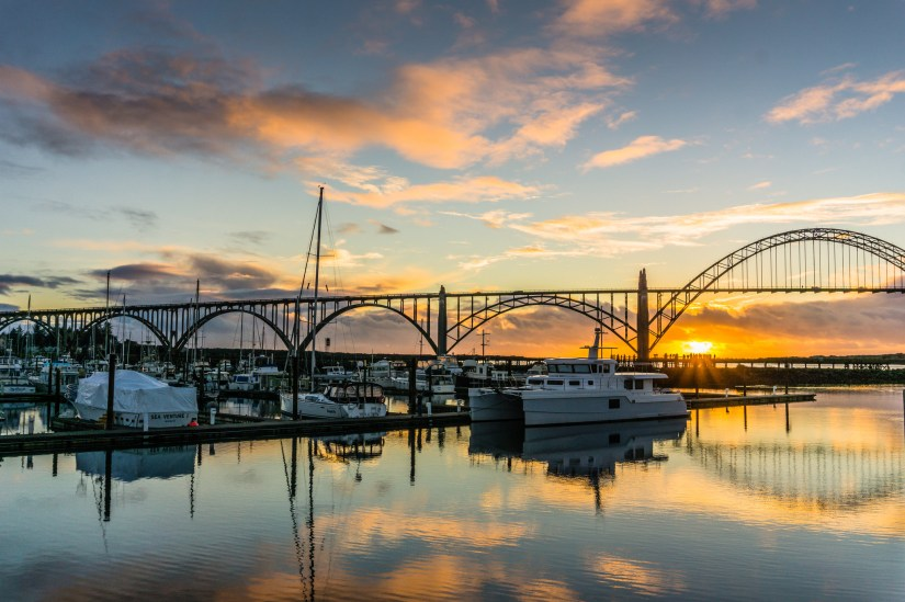 Back to Oregon Coast :) (Nov. 14-21,2016)