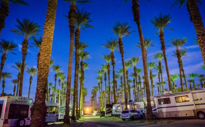 Palm Springs CA (Dec. 20-29,2016)
